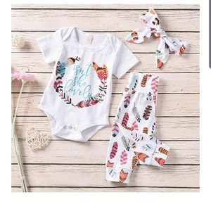 Baby Coming Home Outfit Isn't She Lovely 12 - 24m